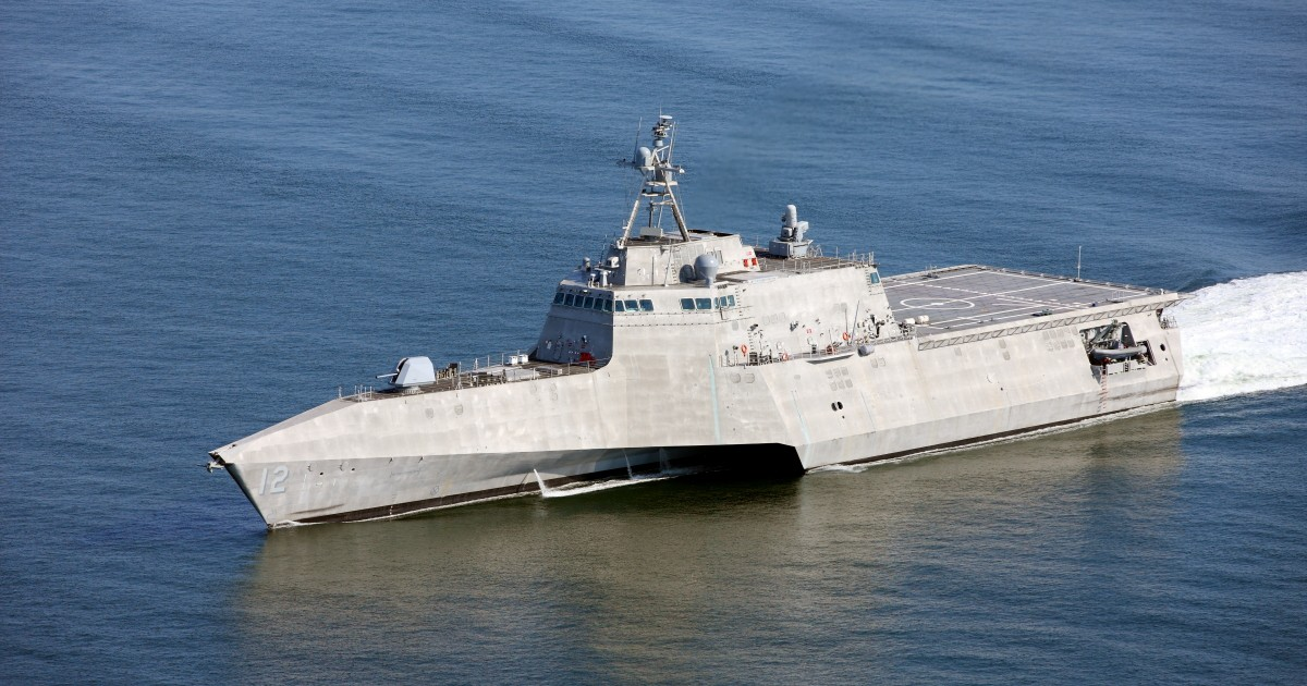 Austal USA Delivers Sixth Independence-Variant Littoral ...