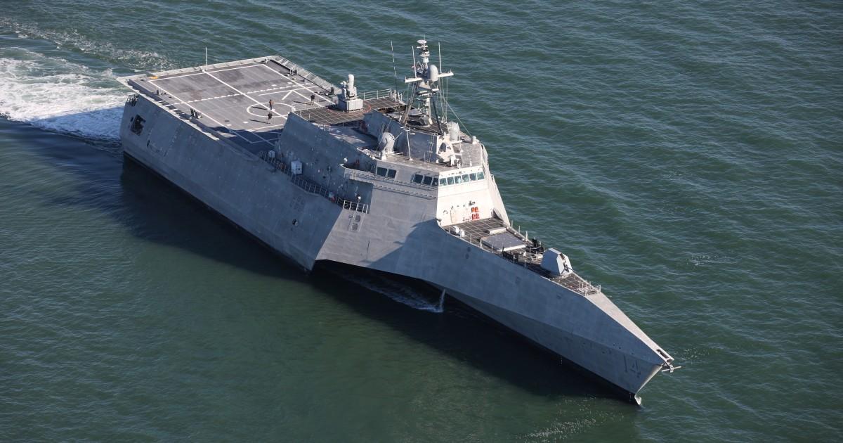 Austal USA Delivers Twelfth Littoral Combat Ship to the U ...